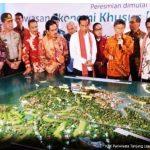 Sejumlah Investor Antri Tanam Modal di KEK Tanjung Lesung