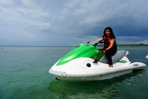 speed-boat-at-beach-club-tanjung-lesung