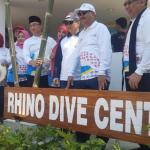 Rhino Dive Center Bisa Jadi Gerbang Masuknya Wisman ke Tanjung Lesung