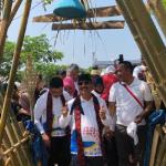 Menpar Resmikan Destinasi Digital Pasar Berbatik Cikadu di Banten