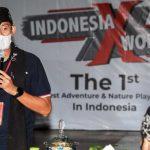 Menparekraf Sandiaga Uno Ajak Masyarakat Jabodetabek Liburan ke Tanjung Lesung