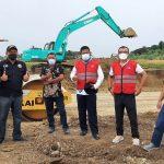 Tanjung Lesung Bersama IFC Mulai Bangun Hanggar & Taxiway di Bandara Salakanagara